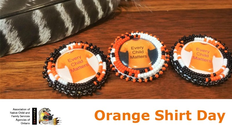 Orange Shirt Day – September 30th